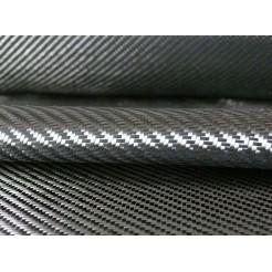 Uhlíková tkanina 200 gr. kepr