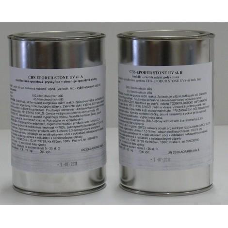 Epoxidová pryskyřice na kamenné koberce 1,15 kg