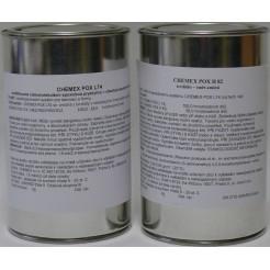 Chemex POX L 74 - H82 - sady