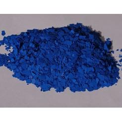 Barevné chipsy modré - 0,4 kg