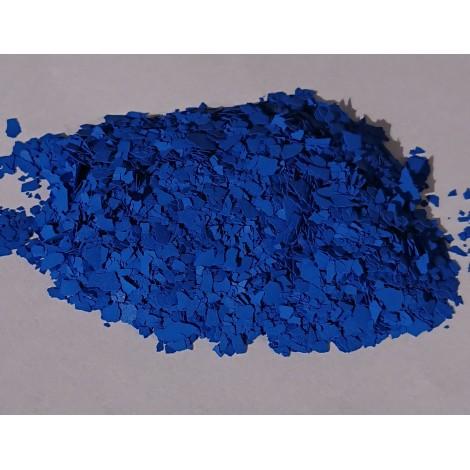 Barevné chipsy modré