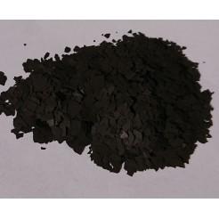 Barevné chipsy černé - 0,4 kg