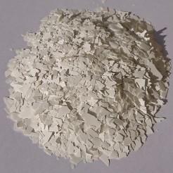 Barevné chipsy bílé - 0,4 kg