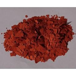Barevné chipsy oranžové  - 0,4 kg