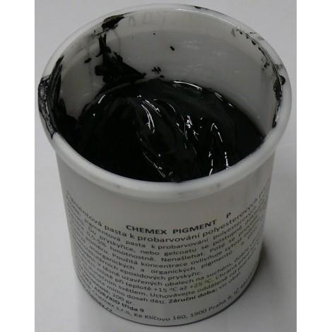 CHEMEX Pigment P - černý 200 gr.
