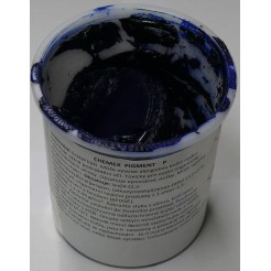 CHEMEX Pigment P - modrý 200 gr.