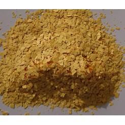 Barevné chipsy žluté  - 0,4 kg